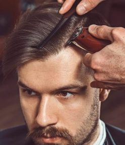 What Kind Of Hairstyle Will Be Suitable For Thin Hair In Men?